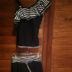 Other - 2 piece bathing suit or tennis set